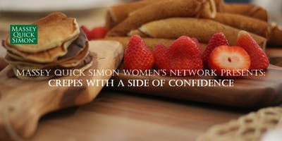 MQS Women's Network Presents: Crepes with a Side of Confidence