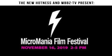 MicroMania Film Festival tickets