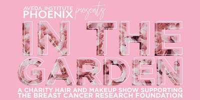 In The Garden: A Charity Hair and Makeup Show