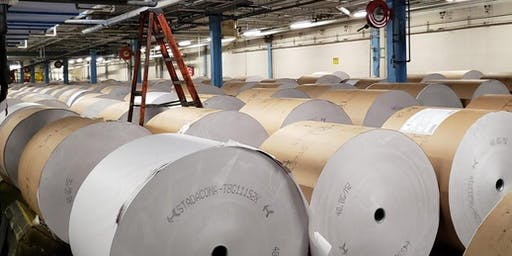December Providence Journal Printing Plant Tour Subscribers Exclusive