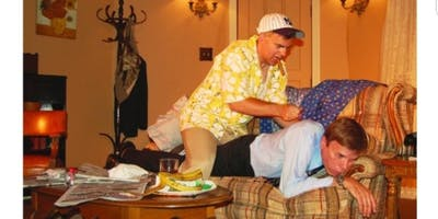 THE ODD COUPLE Starring Jim Loboy and Len Rome 2/7