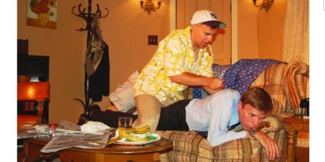 THE ODD COUPLE Starring Jim Loboy and Len Rome 2/9 tickets