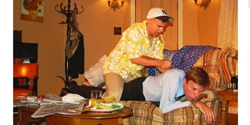 THE ODD COUPLE Starring Jim Loboy and Len Rome 2/9