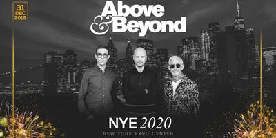 Above & Beyond NYE 2020