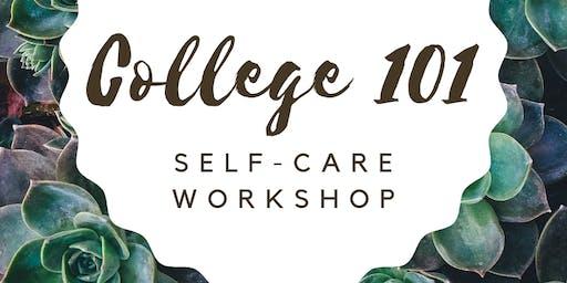 College 101: Self-care Workshop
