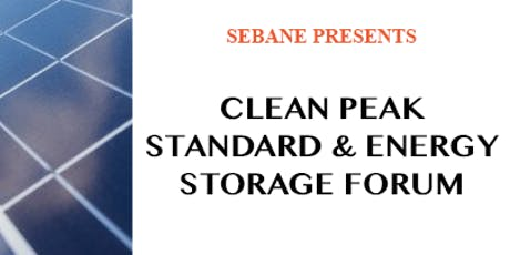 Clean Peak Standard & Energy Storage Forum tickets