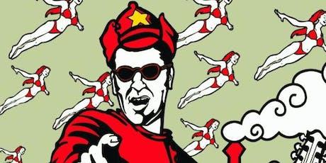 Igor & The Red Elvises tickets