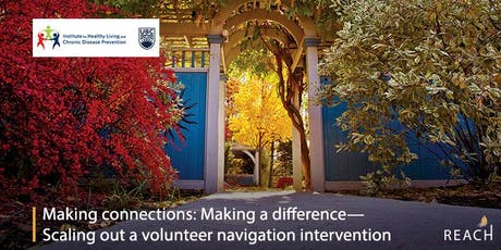 Making connections: Making a difference--Scaling out a volunteer navigation intervention tickets