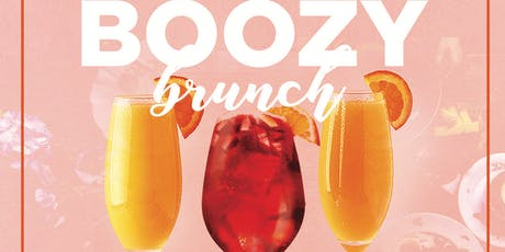 WEEKEND BOOZY BRUNCH at iNINE Bistro tickets