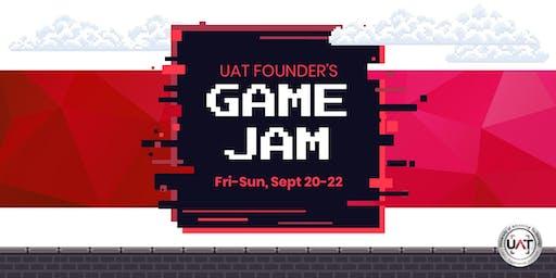 UAT Founder's Game Jam 2019
