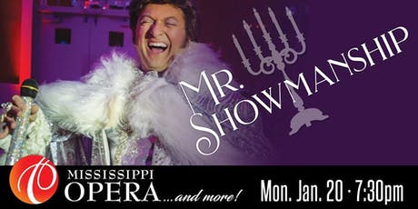 An Evening with Liberace: Mr. Showmanship - Cabaret Series tickets