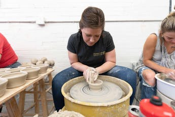 Adult Session 6: All-Levels pottery - WED PM tickets