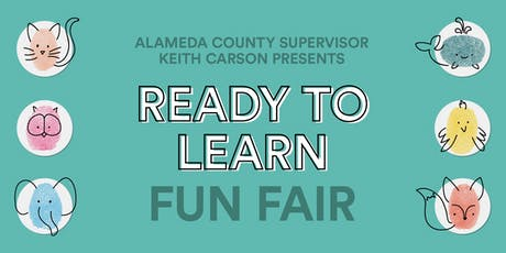 2019 Ready to Learn Fun Fair  tickets