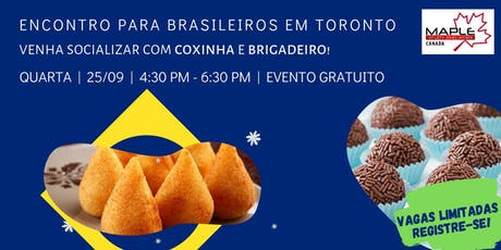 ENCONTRO PARA BRASILEIROS EM TORONTO tickets
