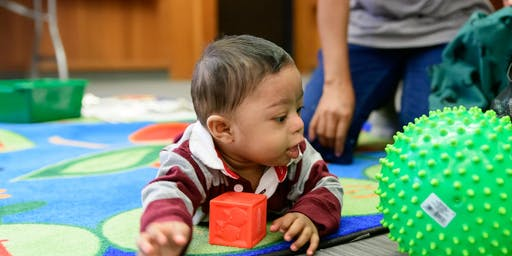 San Leandro Playgroup (for young children with special needs)