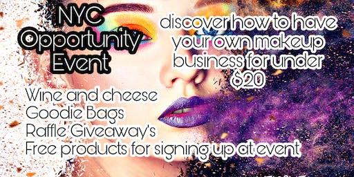 $20 Makeup Biz Opportunity Event