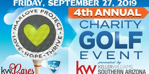 4th Annual Charity Golf Event benefiting Max Love Project