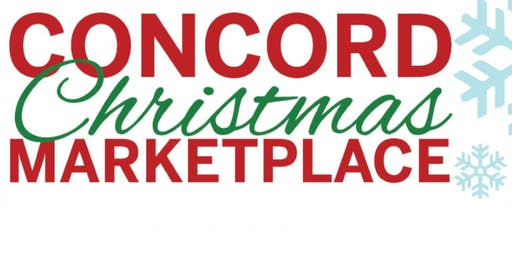 Concord Christmas Marketplace 2019