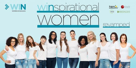 WINspirational Women Revamped tickets