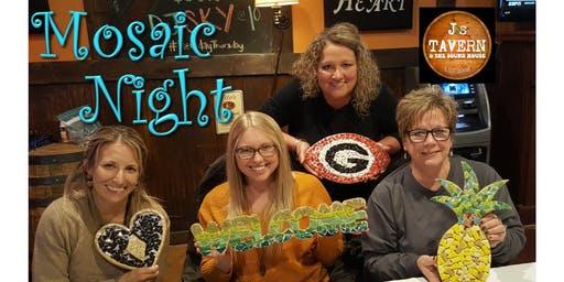 Mosaic Night in St. Mary's @ J's Tavern