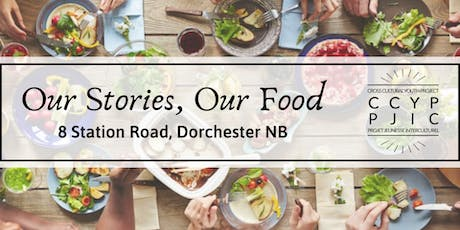 Our Stories, Our Food tickets