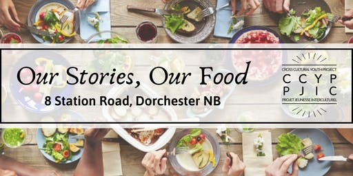 Our Stories, Our Food