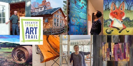 Greater Ithaca Art Trail Open Studio Weekends!  tickets