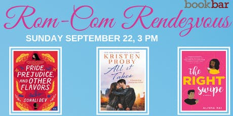 Rom-Com Rendezvous tickets