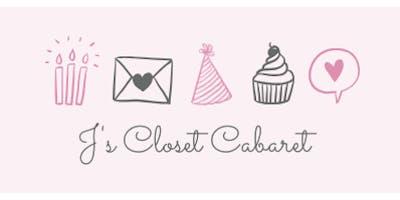 CHEAP DATE: J's Closet Cabaret (Comedy/Variety)