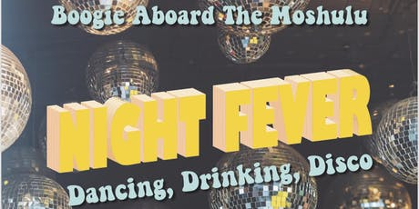 Night Fever Disco Party tickets