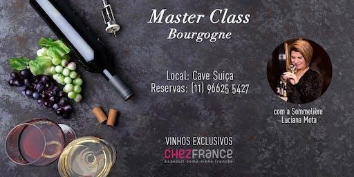 Master Class Bourgogne