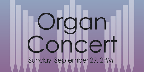 Organ Concert: Diversity & Inclusion in Organ Music tickets