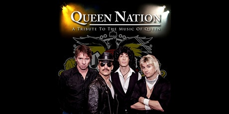 SOLD OUT | Queen Nation - A Tribute to Queen tickets
