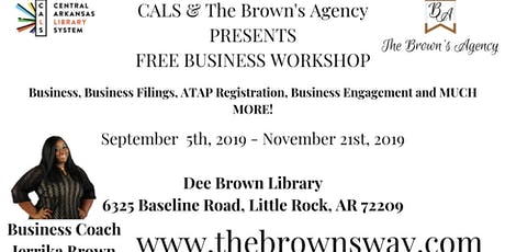 Free Business Workshop  tickets