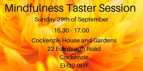 MINDFULNESS TASTER SESSION tickets