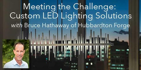 Meeting the Challenge: Custom LED Lighting Solutions tickets