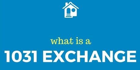 1031 Exchange Workshop(FREE) tickets