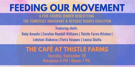 Feeding our Movement  tickets