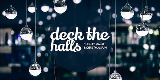 Deck the Halls Holiday Market