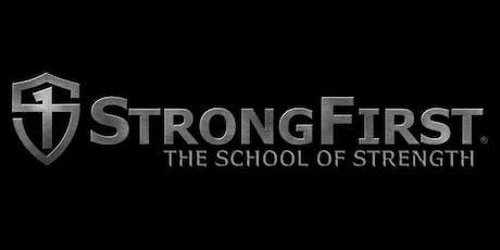 SFG Kettlebell Instructor Certification—Boston, MA tickets