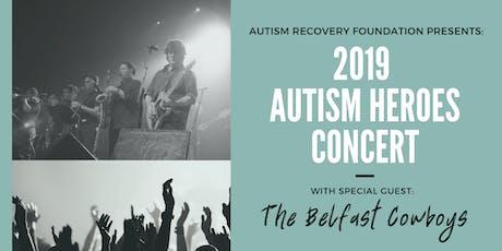 2019 Autism Heroes Concert tickets