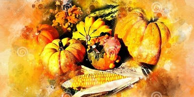 Water Color Painting Classes (Fall Still Life)