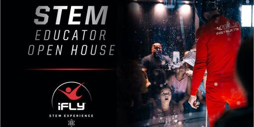 iFLY Cincinnati STEM Open House For Teachers, Educators and Troop Leaders!