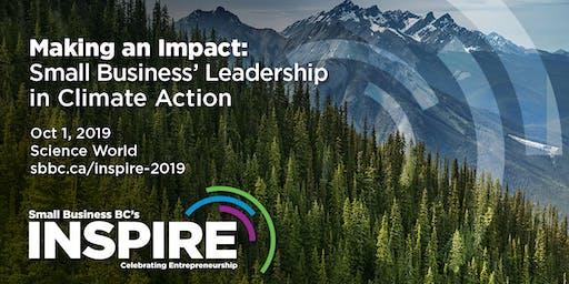 9th Annual INSPIRE Celebration of Entrepreneurship
