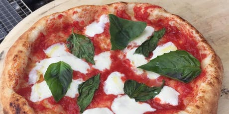 Wood Fired Pizza Class tickets