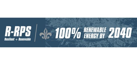 100% Renewable NOLA Campaign Kickoff: Districts C, D & E tickets
