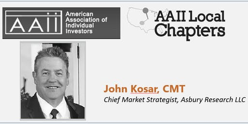 """AAII Twin Cities Chapter presents """"Navigating a 10-Year-Old Bull Market Amid Elevated Geopolitical Risk"""" - Hopkins"""