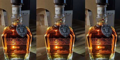 Jack Daniels Special Edition Eric Church  Double Down Tour Engraving
