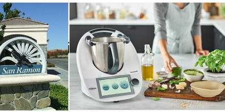 Specialty ITALIAN Thermomix Cooking Class - San Ramon tickets