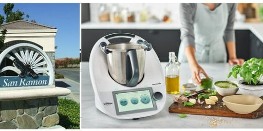 Specialty ITALIAN Thermomix Cooking Class - San Ramon